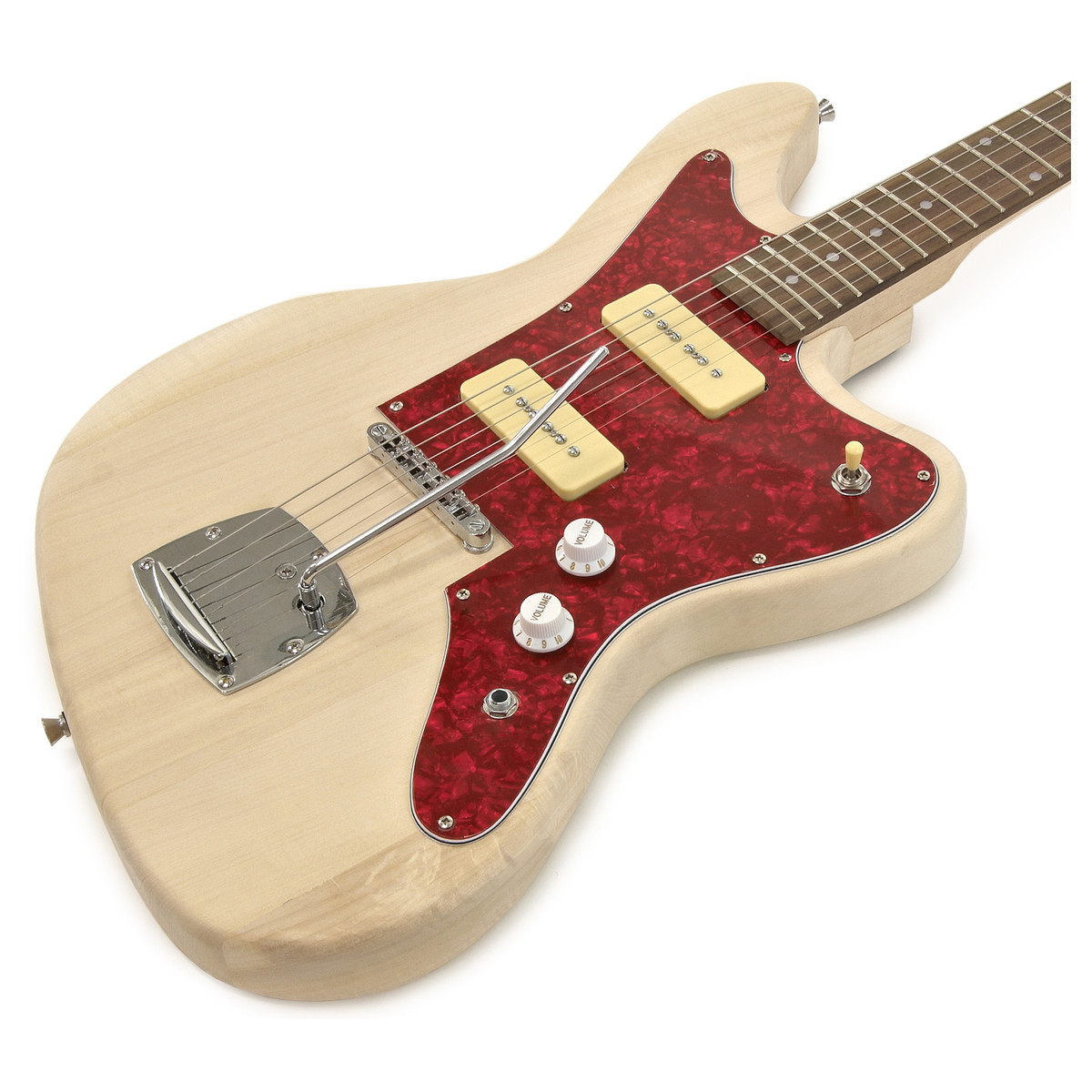 Best ideas about DIY Electric Guitar . Save or Pin Seattle Jazz Electric Guitar DIY Kit at Gear4music Now.