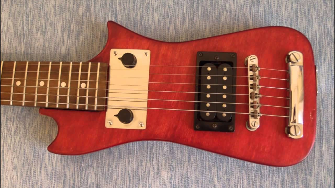 Best ideas about DIY Electric Guitar . Save or Pin DIY Travel Electric Guitar Now.