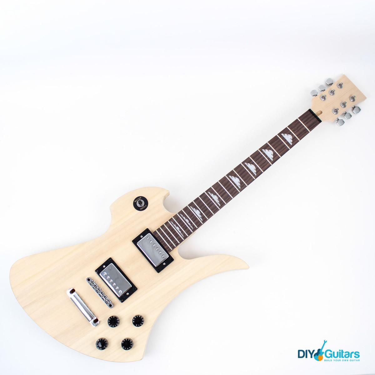"""Best ideas about DIY Electric Guitar . Save or Pin """"Richbird"""" DIY Guitar Kit DIY Guitars Now."""