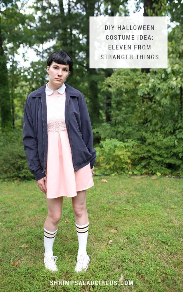 Best ideas about DIY Eleven Costume . Save or Pin DIY Stranger Things Halloween Costume for Couples Mike Now.