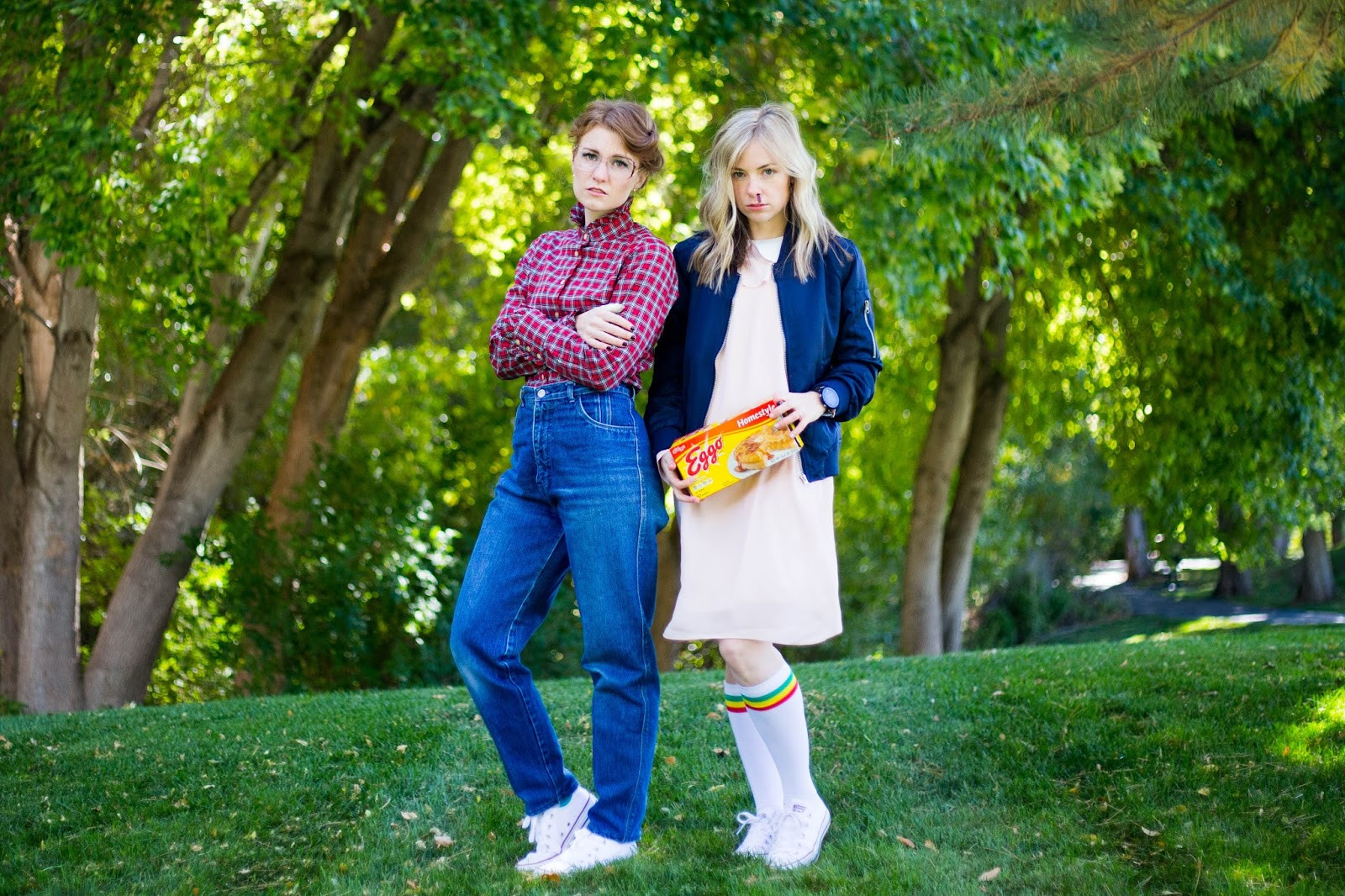 Best ideas about DIY Eleven Costume . Save or Pin do it yourself divas DIY Eleven Costume From Stranger Things Now.