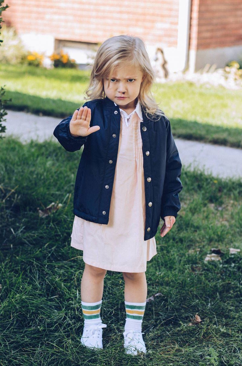 Best ideas about DIY Eleven Costume . Save or Pin DIY Stranger Things Eleven Costume Now.