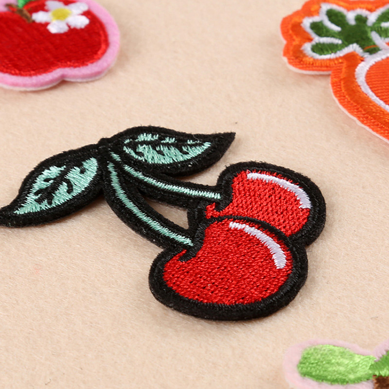 Best ideas about DIY Embroidered Patches . Save or Pin 10 Style DIY Embroidered Iron on Patch Clothes Fabric Now.