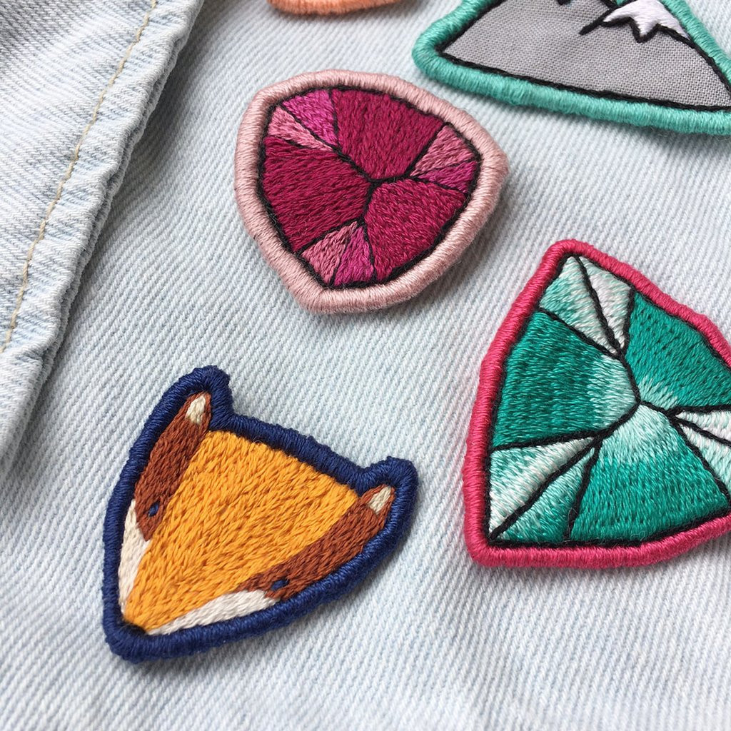 Best ideas about DIY Embroidered Patches . Save or Pin DIY Embroidered Patch Workshop – Brooklyn Craft pany Now.