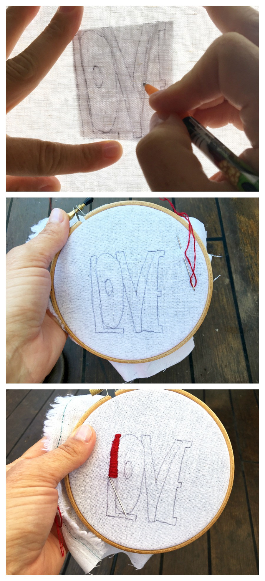 Best ideas about DIY Embroidered Patches . Save or Pin 3 ways to make your own patches The Sewing Rabbit Now.