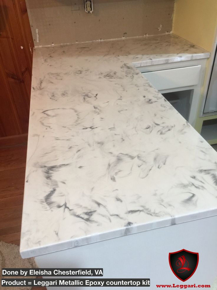 Best ideas about DIY Epoxy Countertops . Save or Pin This countertop was coated with a Leggari Products DIY Now.