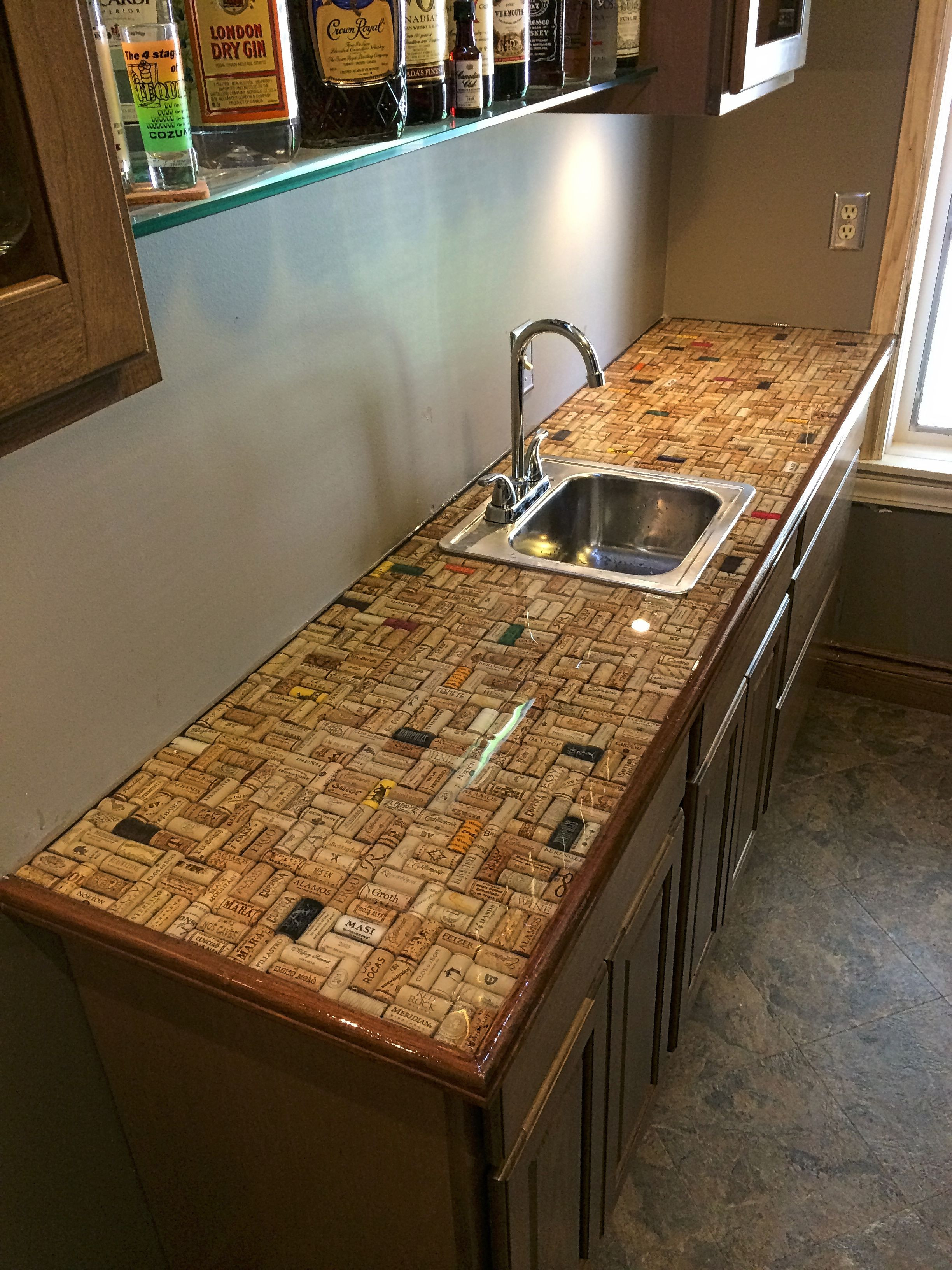 Best ideas about DIY Epoxy Countertops . Save or Pin Bartop Epoxy epoxy resin coating Now.