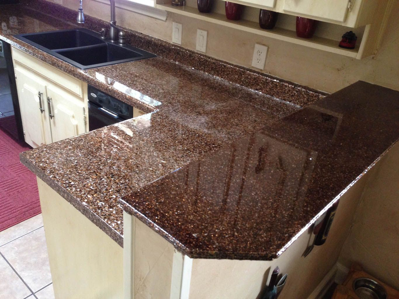 Best ideas about DIY Epoxy Countertops . Save or Pin Idea for diy epoxy countertop Now.