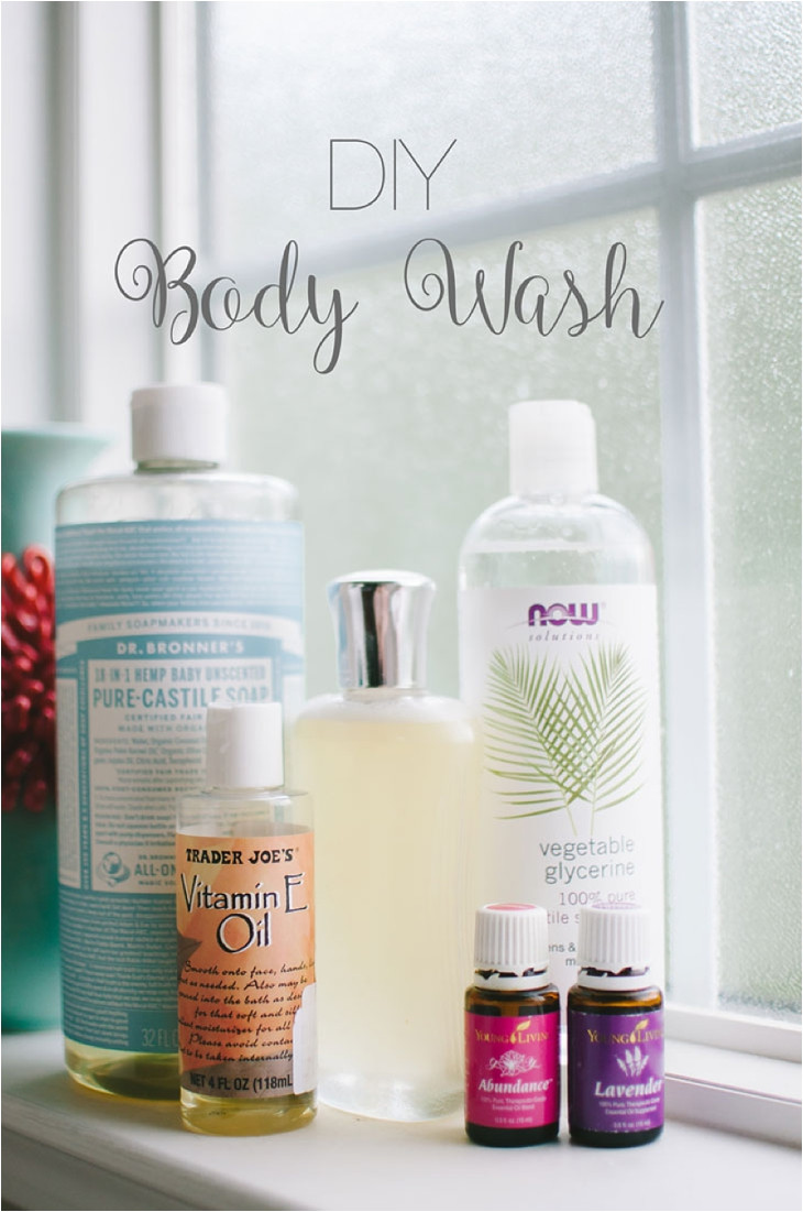 Best ideas about DIY Essential Oils . Save or Pin DIY Body Wash still being [Molly] Now.