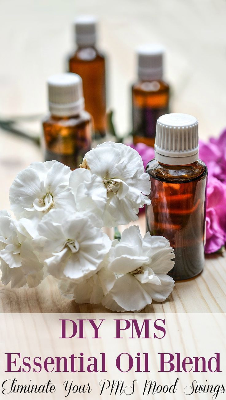 Best ideas about DIY Essential Oils . Save or Pin DIY PMS Essential Oil Blend Eliminate Your PMS Mood Swings Now.