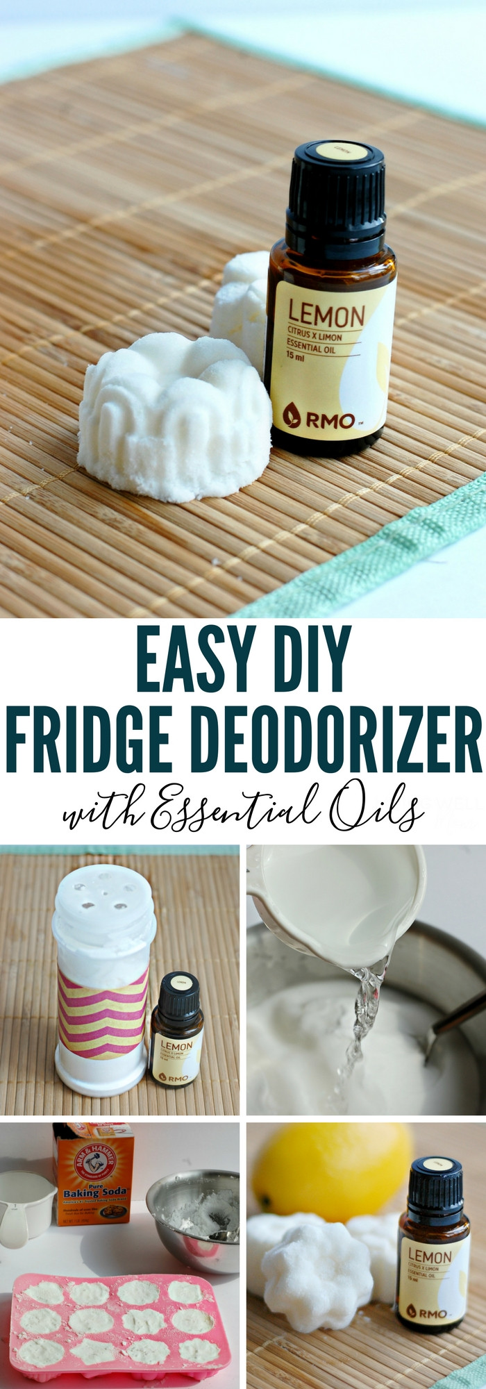 Best ideas about DIY Essential Oils . Save or Pin Easy DIY Fridge Deodorizer with Essential Oils Now.