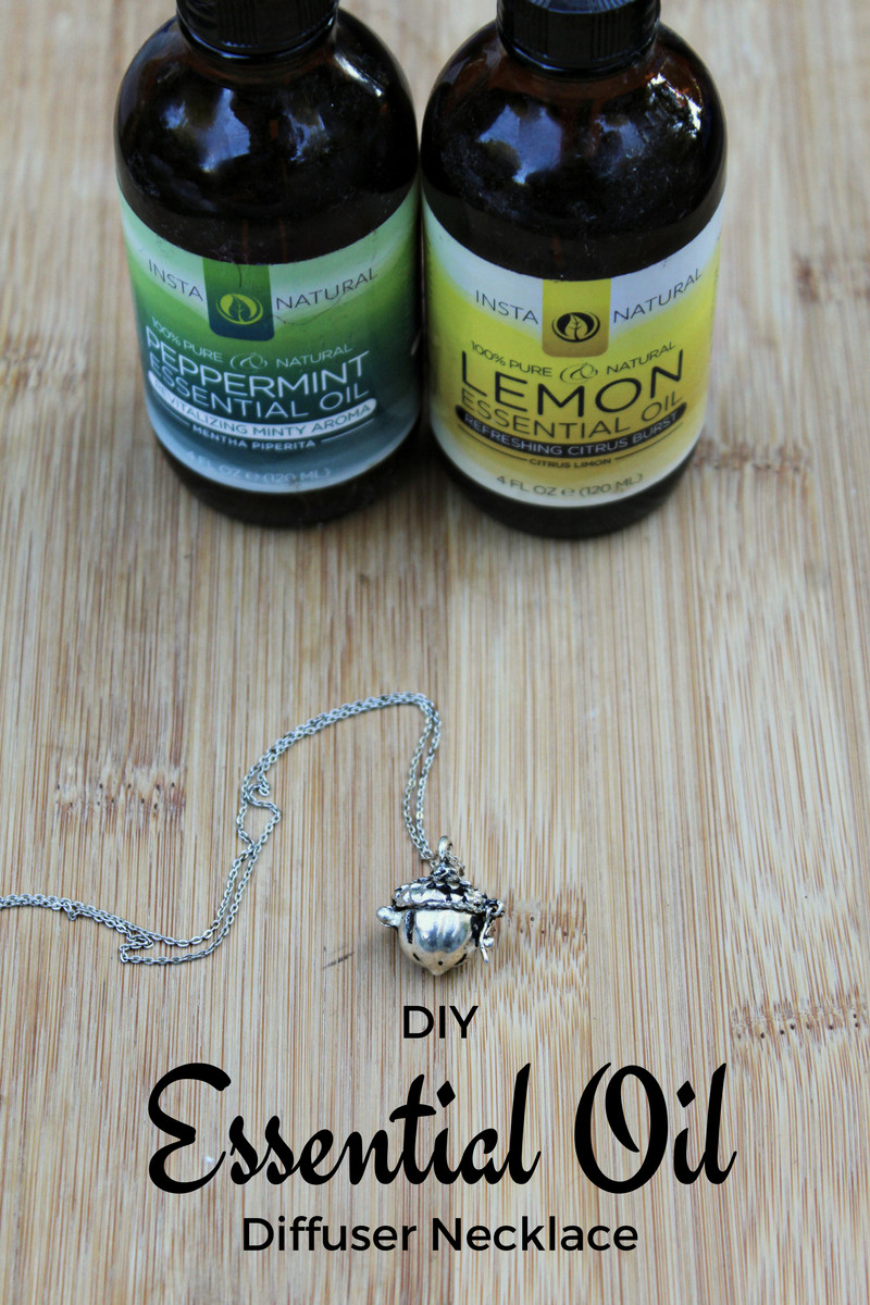 Best ideas about DIY Essential Oils . Save or Pin DIY Essential Oil Diffuser Necklace Everything Pretty Now.