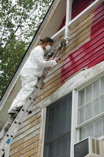 Best ideas about DIY Exterior House Painting . Save or Pin Exterior painting Learn how to prepare the exterior of Now.