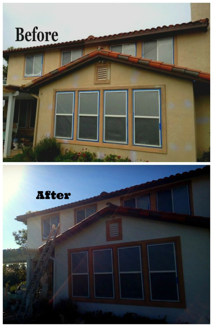 Best ideas about DIY Exterior House Painting . Save or Pin Best 25 Stucco paint ideas on Pinterest Now.
