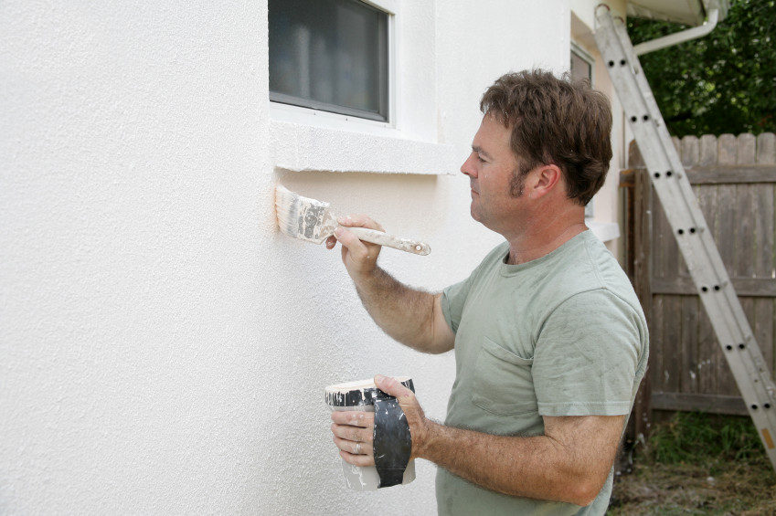 Best ideas about DIY Exterior House Painting . Save or Pin Thinking of Painting Your Home Yourself Learn How With D Now.