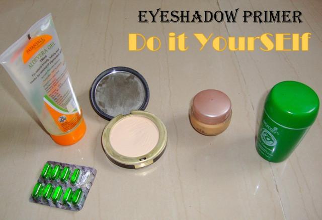 Best ideas about DIY Eyeshadow Primer . Save or Pin Homemade Eyeshadow Primer Recipe DIY Now.