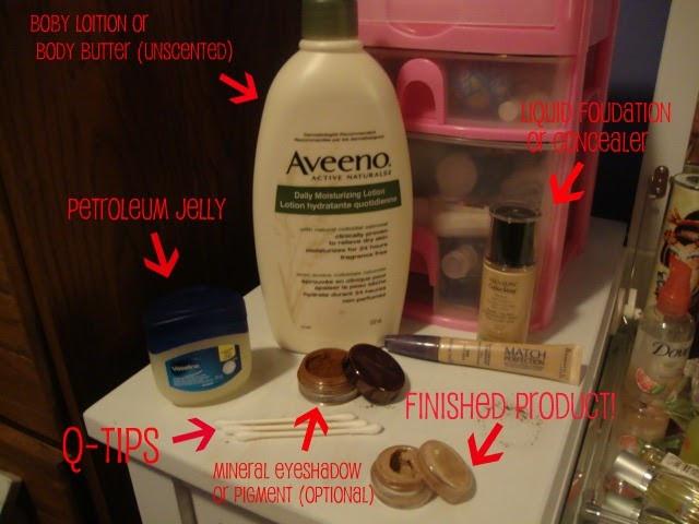 Best ideas about DIY Eyeshadow Primer . Save or Pin Blushing Barbies DIY Eyeshadow Primer Now.
