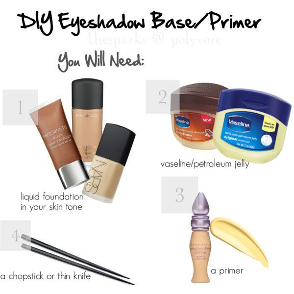 Best ideas about DIY Eyeshadow Primer . Save or Pin DIY Eyeshadow Base Primer Part e created by thesparks Now.