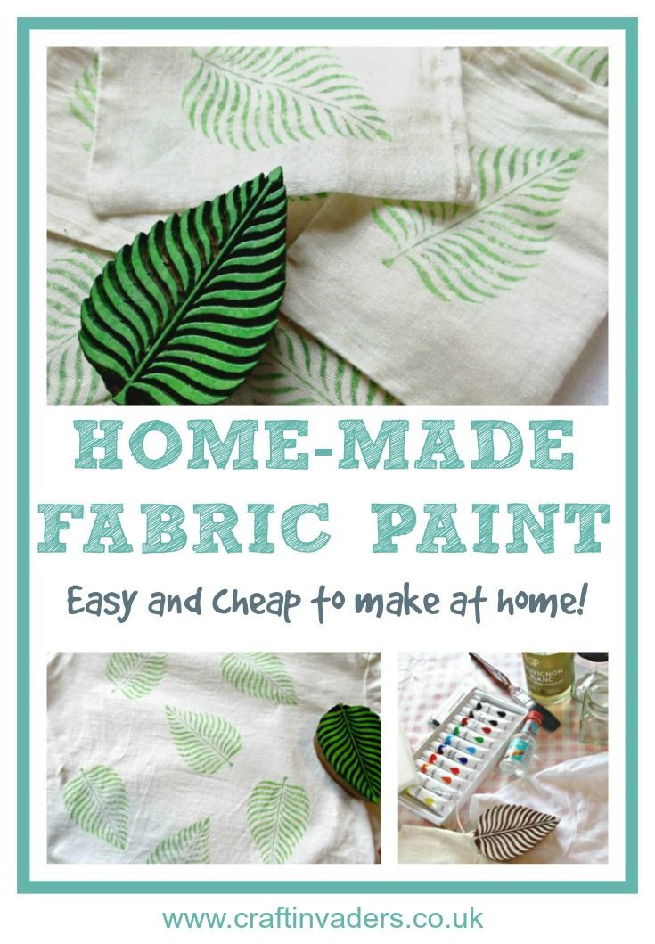 Best ideas about DIY Fabric Paint . Save or Pin 987 best images about Fabric Painting Ideas on Pinterest Now.