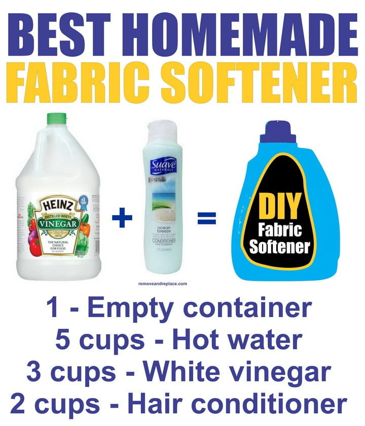 Best ideas about DIY Fabric Softener . Save or Pin Best Homemade DIY Fabric Softener Now.
