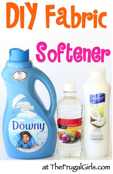 Best ideas about DIY Fabric Softener . Save or Pin Homemade Fabric Softener With Conditioner Easy DIY Now.