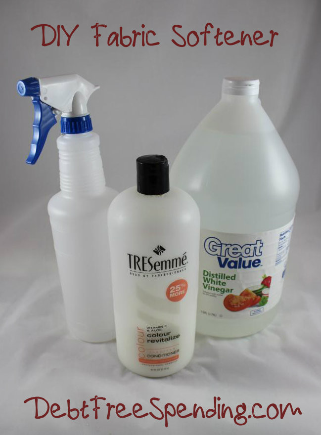 Best ideas about DIY Fabric Softener . Save or Pin DIY Fabric Softener Now.