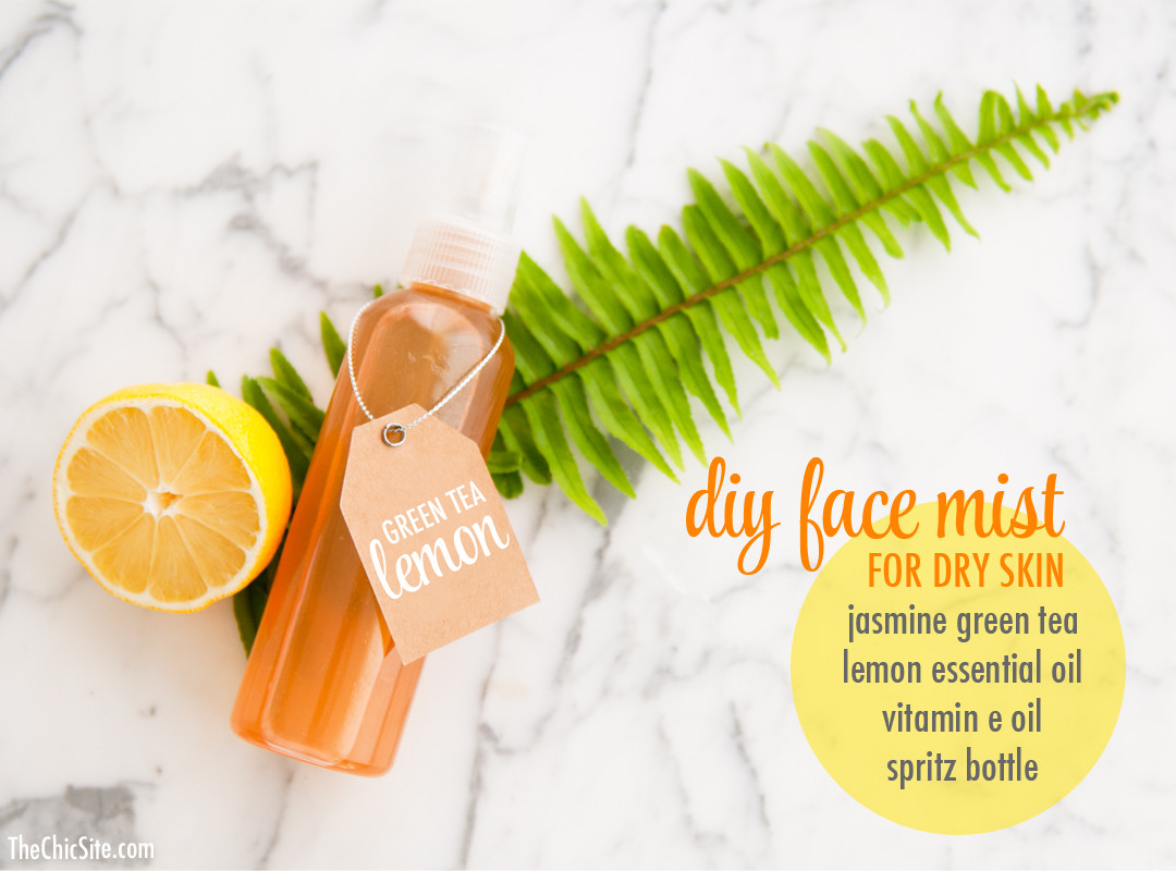 Best ideas about DIY Face Mist . Save or Pin Face Mist For Dry Skin Now.