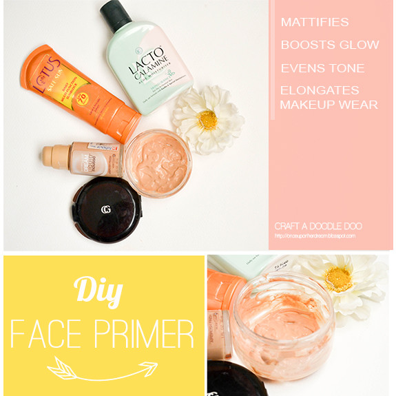 Best ideas about DIY Face Primer . Save or Pin Craft A Doodle Doo Beauty In A Nutshell DIY Face Primer Now.