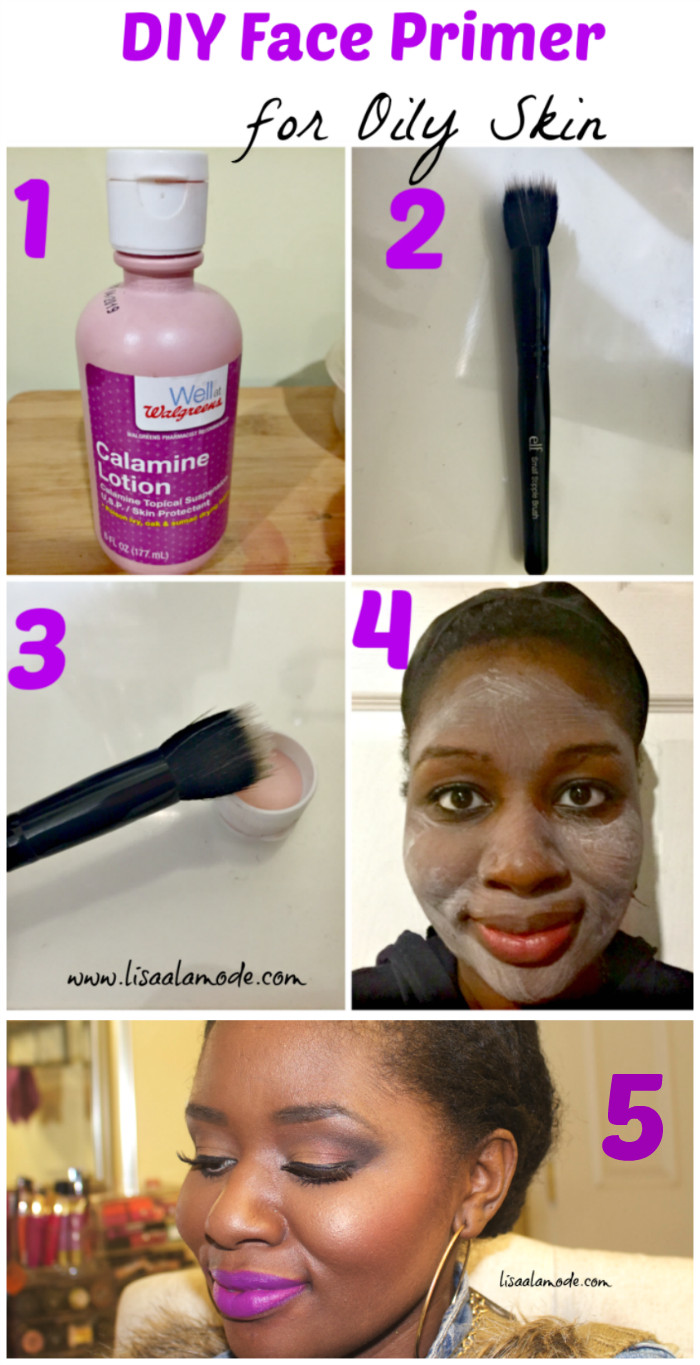 Best ideas about DIY Face Primer . Save or Pin DIY Face Primer for Oily Skin Calamine Lotion Now.