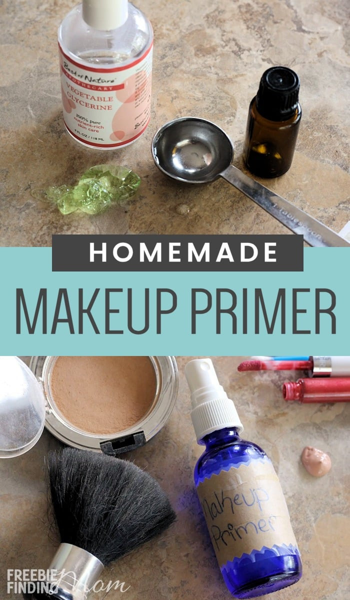 Best ideas about DIY Face Primer . Save or Pin Homemade Makeup Primer For All Skin Types Now.