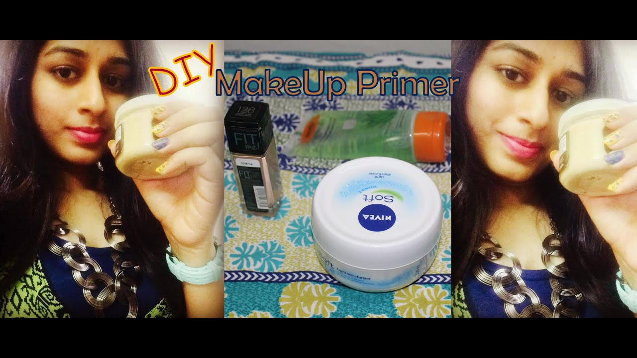 Best ideas about DIY Face Primer . Save or Pin DIY Face Primer Now.