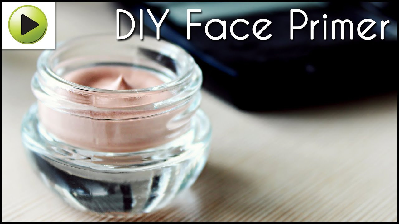 Best ideas about DIY Face Primer . Save or Pin Make your own Face Primer Natural 5 minutes Now.