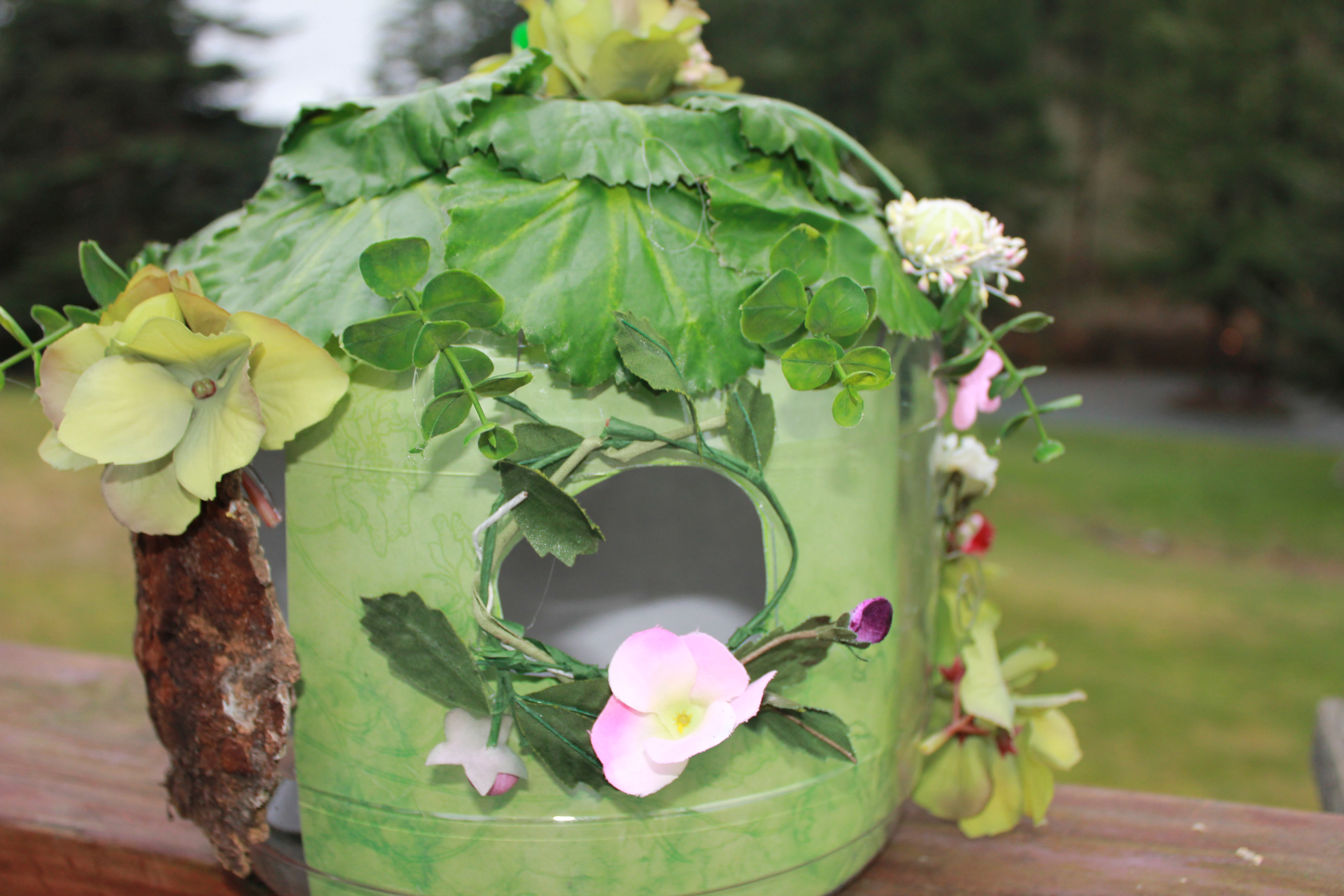 Best ideas about DIY Fairy House . Save or Pin DIY – Fairy House Kit Now.