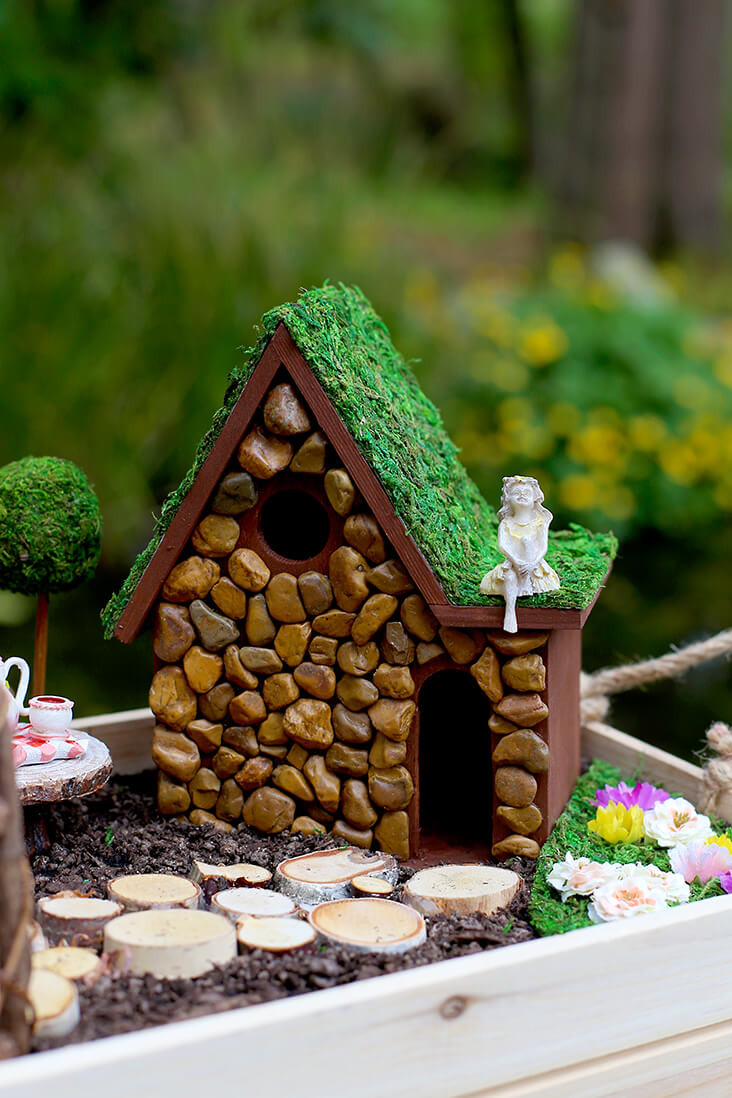 Best ideas about DIY Fairy House . Save or Pin 38 Best DIY Fairy Garden Accessories Ideas and Designs for Now.