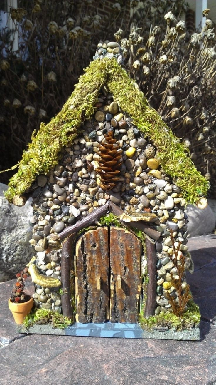Best ideas about DIY Fairy House . Save or Pin DIY Fairy House Ideas To Bring Magic In Your Garden Page Now.