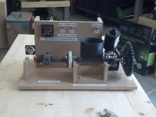 Best ideas about DIY Filament Extruder . Save or Pin 3ders 83 year old inventor wins $40 000 award for Now.