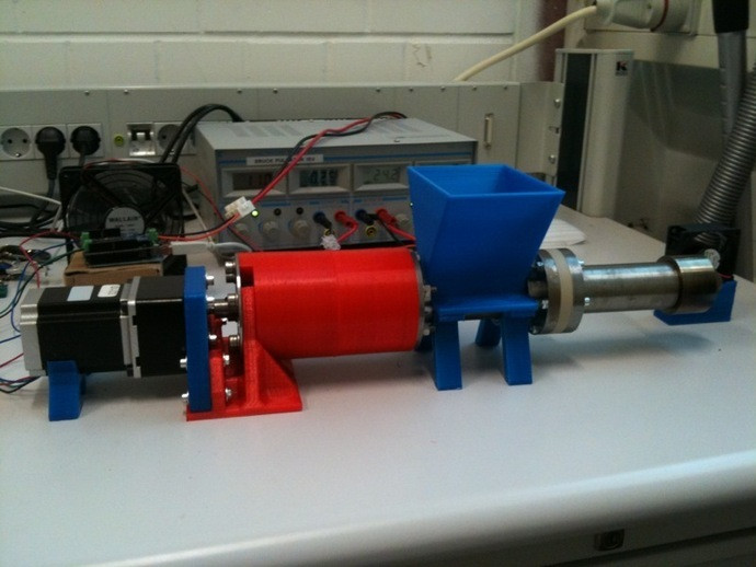 Best ideas about DIY Filament Extruder . Save or Pin An introduction to DIY filament extrusion and extruders Now.