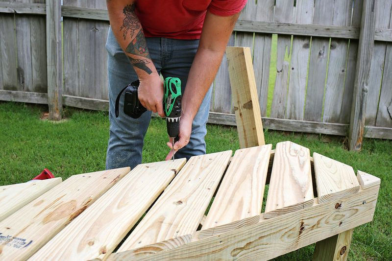 Best ideas about DIY Fire Pit Bench . Save or Pin Build Your Own Curved Fire Pit Bench – A Beautiful Mess Now.