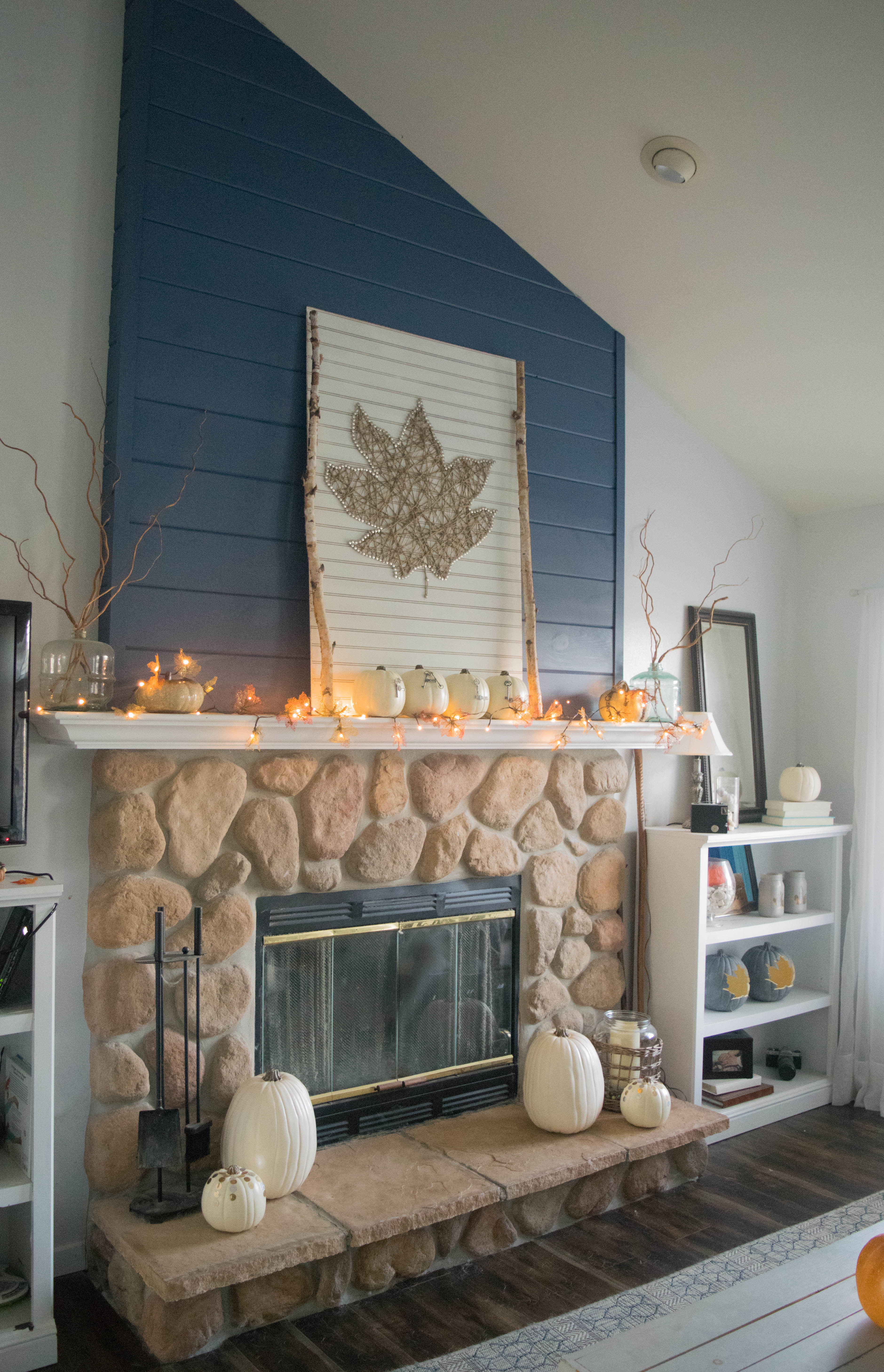 Best ideas about DIY Fireplace Mantel Ideas . Save or Pin DIY fireplace mantel decor ideas 1 of 1 • Our House Now Now.