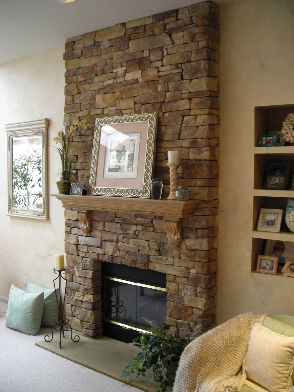 Best ideas about DIY Fireplace Mantel Ideas . Save or Pin DIY Fireplace Mante Kits Now.
