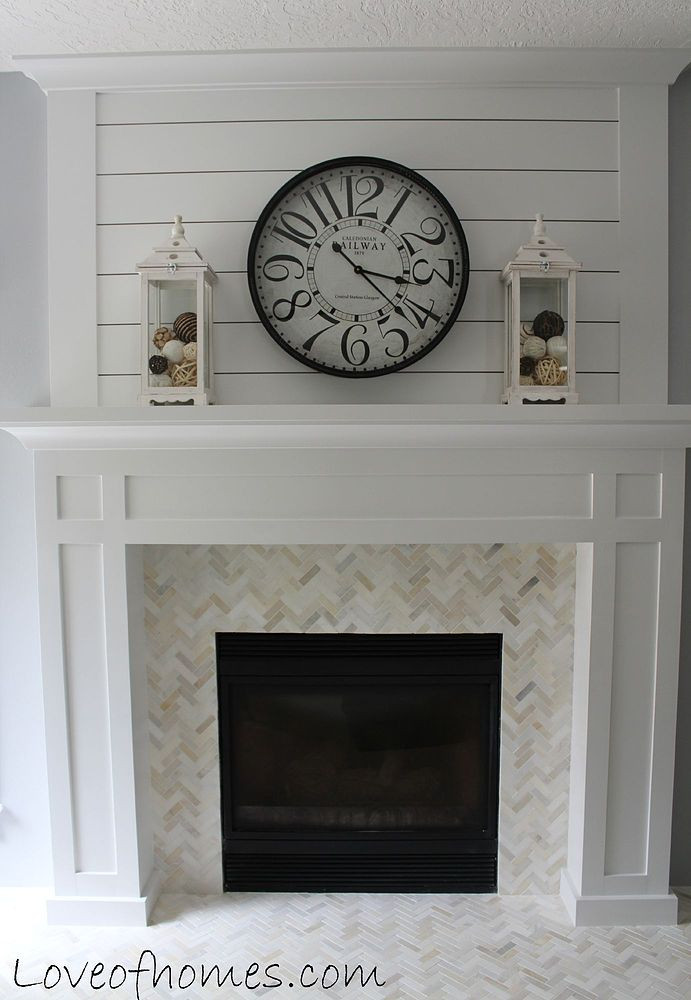 Best ideas about DIY Fireplace Mantel Ideas . Save or Pin Hometalk Now.