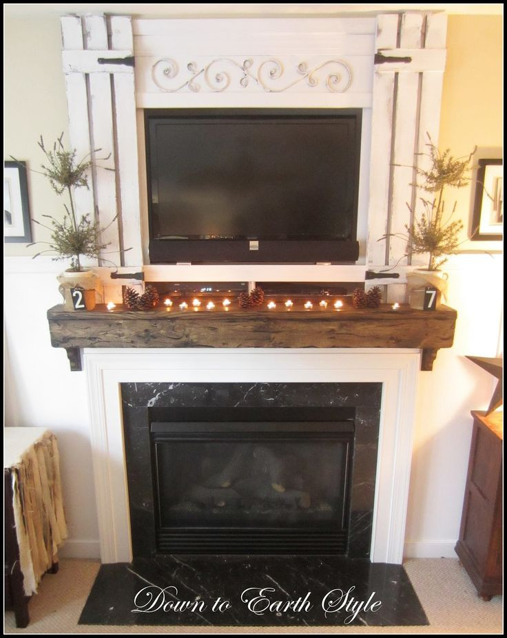Best ideas about DIY Fireplace Mantel Surround Plans . Save or Pin 74 best Fireplace Mantel Plans images on Pinterest Now.