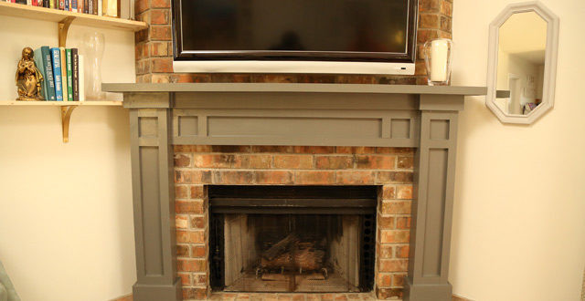 Best ideas about DIY Fireplace Mantel Surround Plans . Save or Pin 15 Elegant DIY Fireplace Mantel And Surrounds – Home And Now.