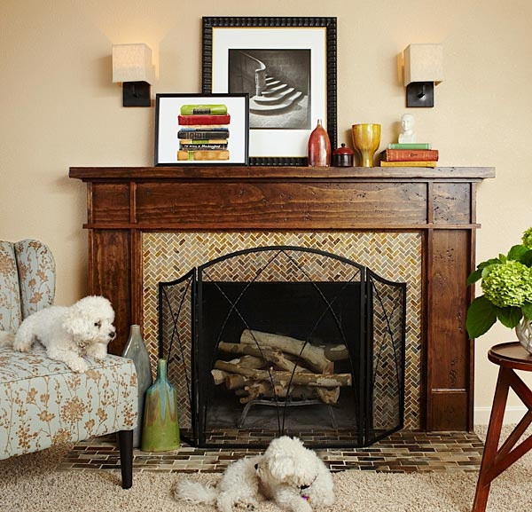Best ideas about DIY Fireplace Mantel Surround Plans . Save or Pin Diy Fireplace Mantel Surround Plans WoodWorking Projects Now.