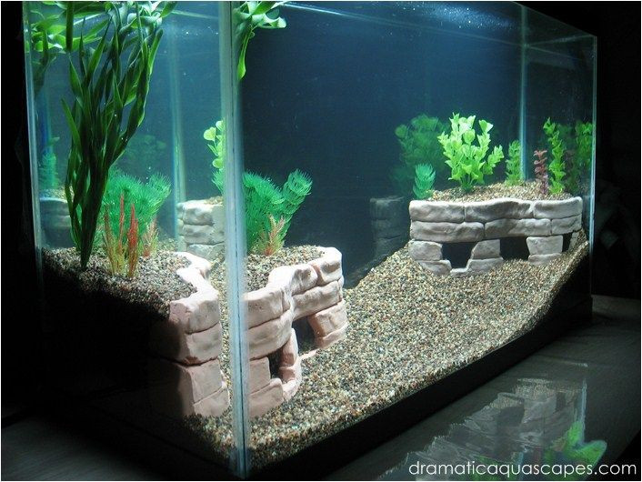 Best ideas about DIY Fish Tank Decor . Save or Pin 851 best images about Aquariums and Terrariums on Pinterest Now.