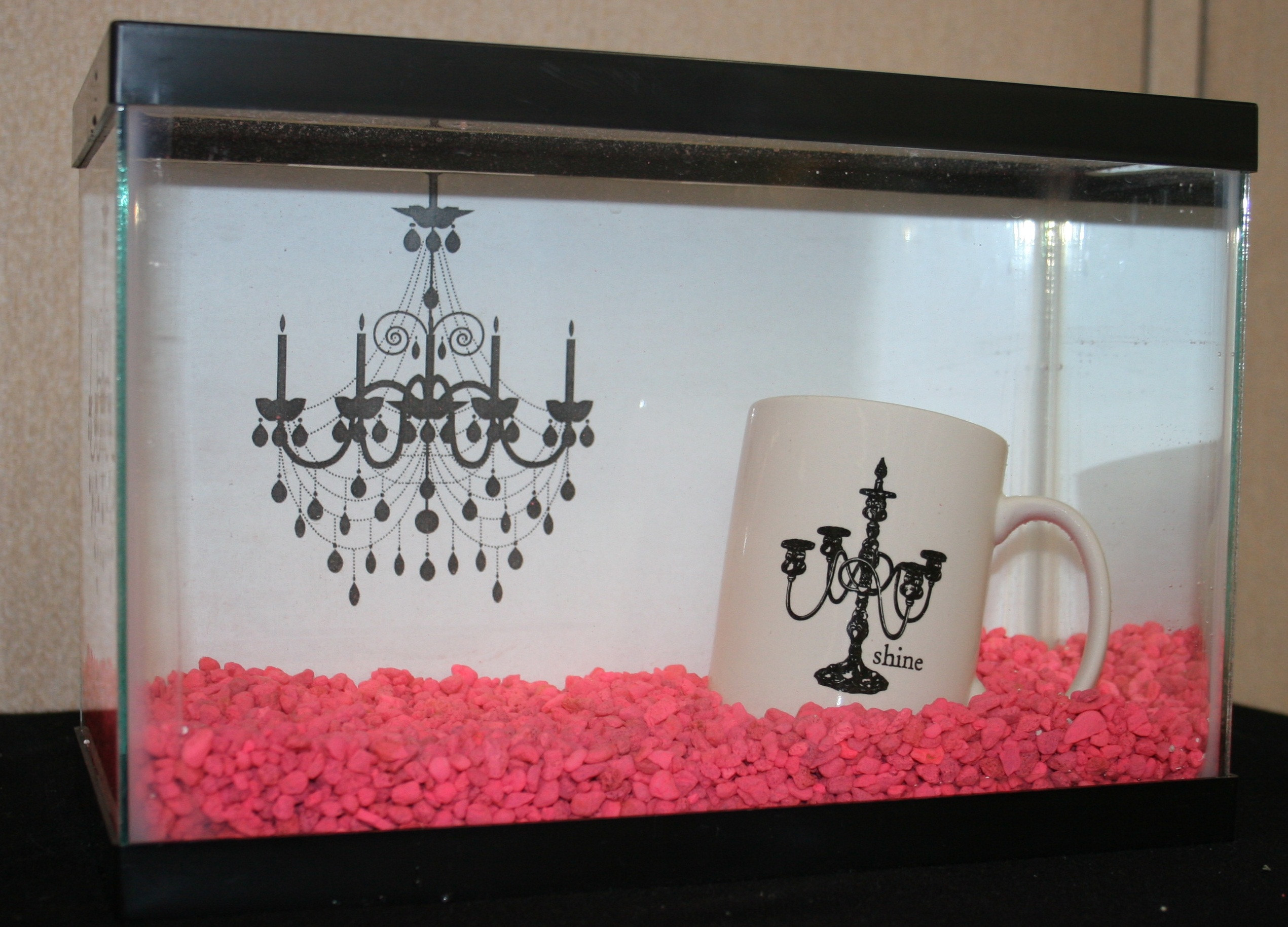 Best ideas about DIY Fish Tank Decor . Save or Pin Aquarium Decoration Ideas & DIY Fish Bowls Now.