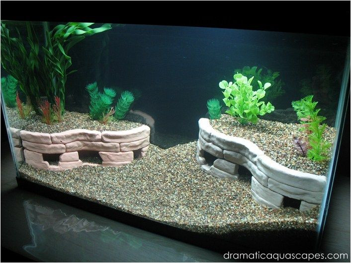 Best ideas about DIY Fish Tank Decor . Save or Pin Dramatic AquaScapes DIY Aquarium Decore Stone Terraces Now.