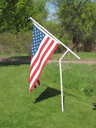 Best ideas about DIY Flag Pole . Save or Pin RV Flag Poles Designs Options and Ideas Now.