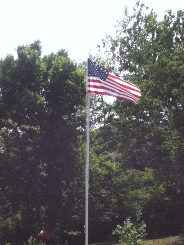 Best ideas about DIY Flag Pole . Save or Pin Diy Telescoping Flagpole Do It Your Self Now.