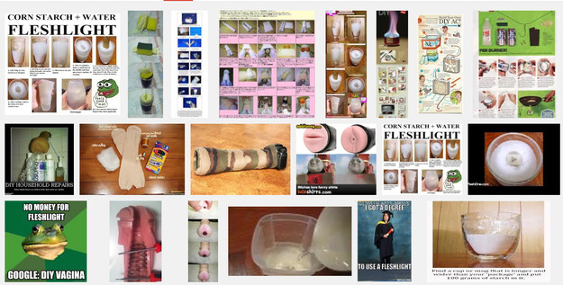 Best ideas about DIY Flesh Light . Save or Pin 18 More Ways To DIY A Fleshlight Than The World Ever Asked For Now.